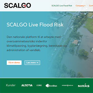 SCALGO Website Redesign